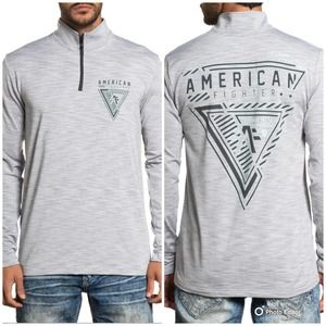 NWT American Fighter Carmichael Pullover